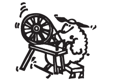 sheep-wheel